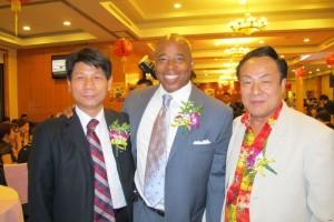 美国香港总商会成立17周年庆祝大会在布碌仑举行